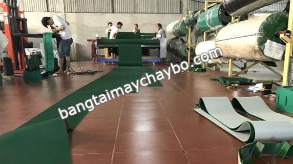Công ty sản xuất băng tải tại Hà Nội