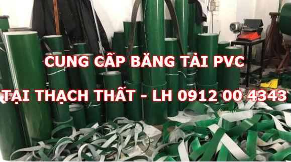 Cung cấp băng tải PVC tại Thạch Thất