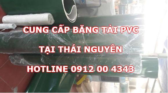 Mua băng tải PVC và băng tải cao su tại Thái Nguyên
