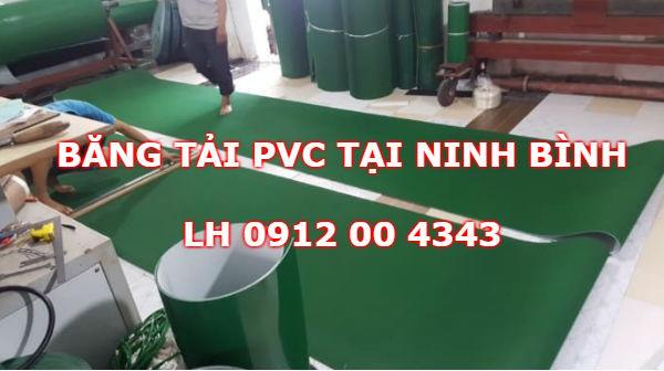 Băng tải PVC tại Ninh Binh