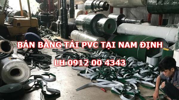 Bán băng tải PVC tại Nam Định