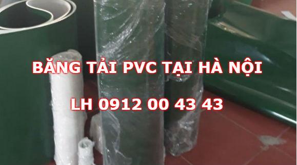 Băng tải PVC tại Hà Nội